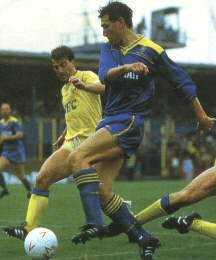 Lawrie Sanchez in his playing days