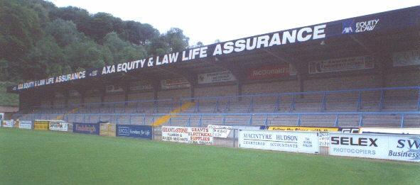 The Valley End - Home End at Adams Park