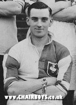 Bill Brown - Wycombe Wanderers FC 1930-1931