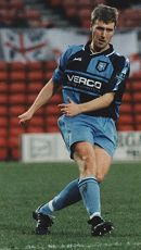Mark Rogers - Another Canadian call-up - picture Paul Dennis